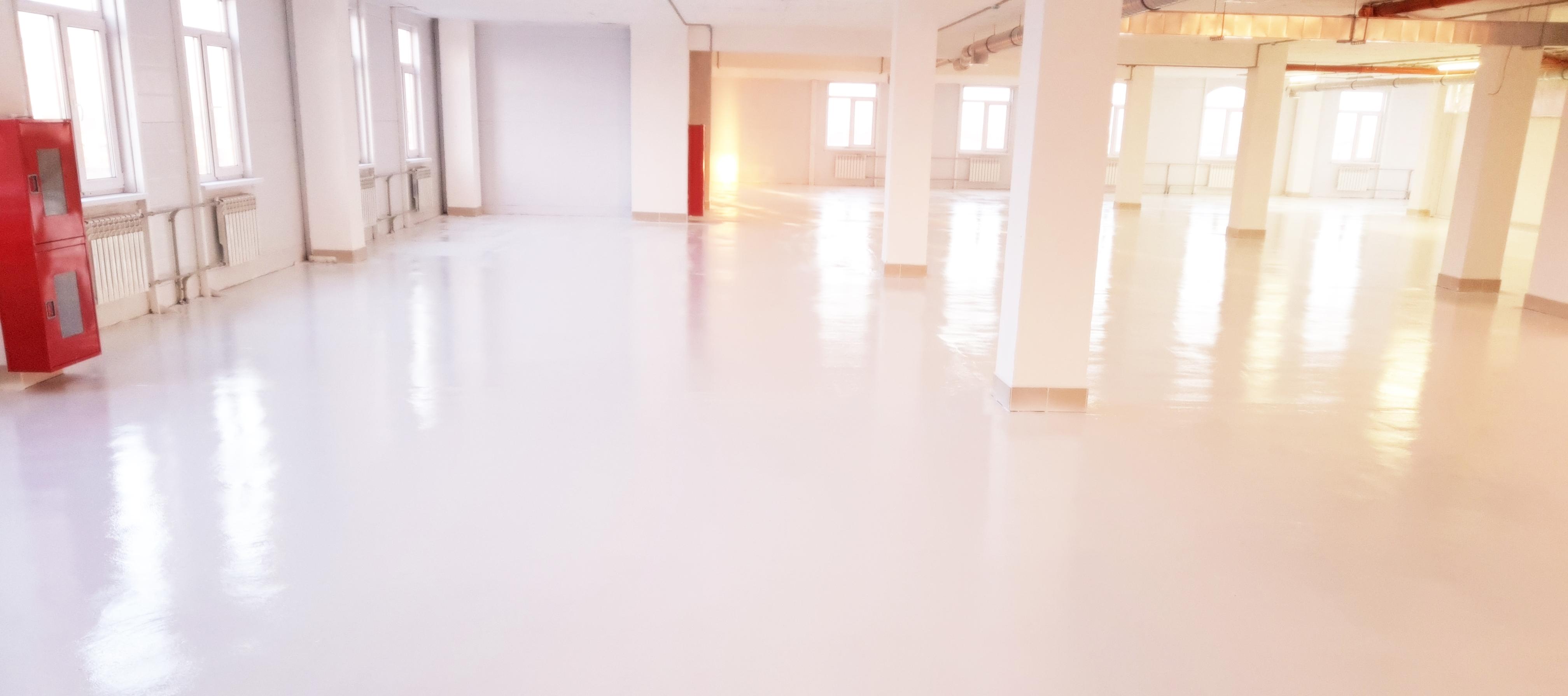 Износостойкая краска для бетонного пола